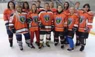 Команда «Ермак» из Ангарска впервые примет участие в турнире Лиги женского хоккея.