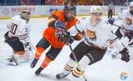 ЮХЛ: Ермак со счетом 6:2 обыграл хабаровский Амур