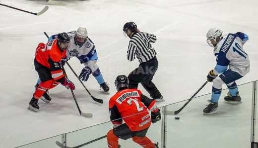 ЮХЛ: «Ермак» – «Сибирь» матч 1