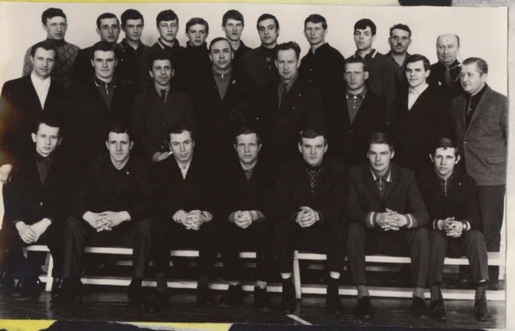 Ермак сезон 1969/1970