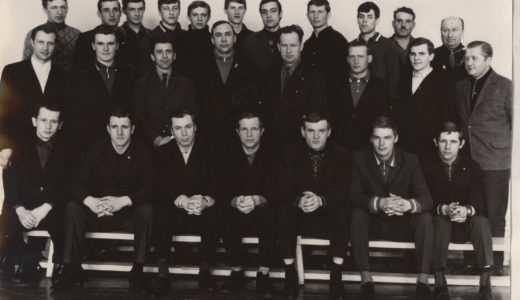 Глава 19 1969-70. Ермак вновь в тройке призеров