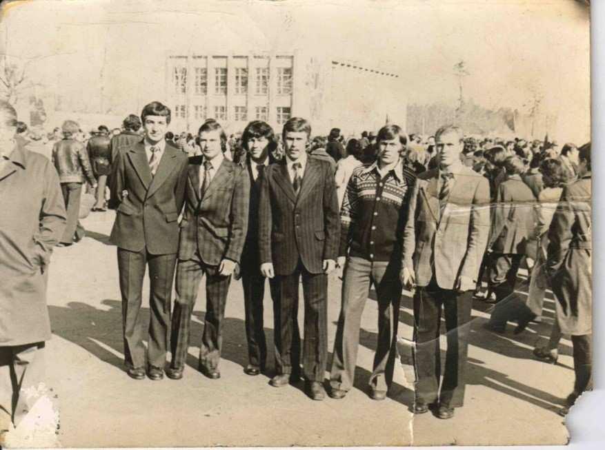 Ермак сезон 1976/77