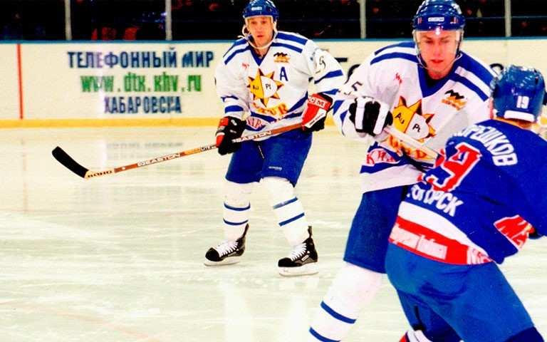 Михаил Переяслов