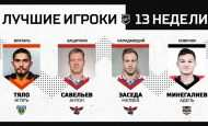 Вратарь «Ермака» Игорь Тяло стал лучшим вратарём недели в ВХЛ