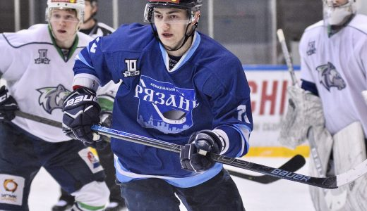Нападающий Захар Чернов перешёл в «Ермак»